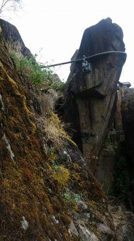 Cataract Gorge      ....TASMANIA .............* Carol  Flint      2017