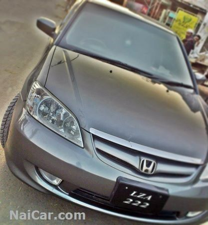 Honda Civic 2004 For Sale In Sargodha Pakistan 4460 Honda