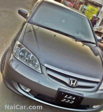 Honda Civic 2004 For Sale In Sargodha Pakistan 4460 Honda Civic Honda Civic 2004 Honda