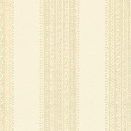 Maheshwar Stripe Wallpaper In Ivory From Sanderson Options 10