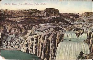 Electric Power Plant - Shoshone Falls, IDAHO - 1910 …http://special-items-lol-recommend-review.newoffers.info/buy/01/?query=151788519681 …