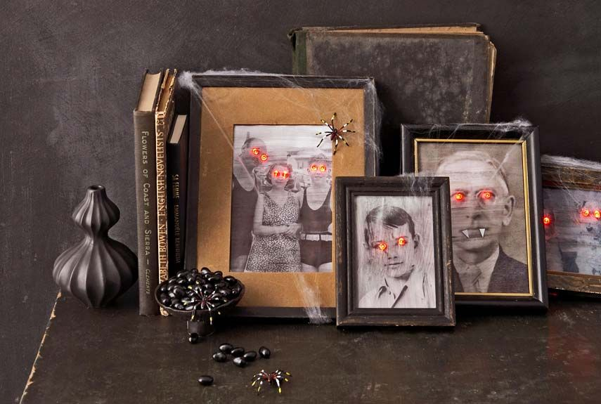 How to Decorate Every Room in Your Home for Halloween Family - how to decorate home for halloween