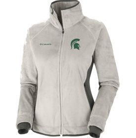 DicksSportingGoods Columbia Women's Michigan State Spartans White ...