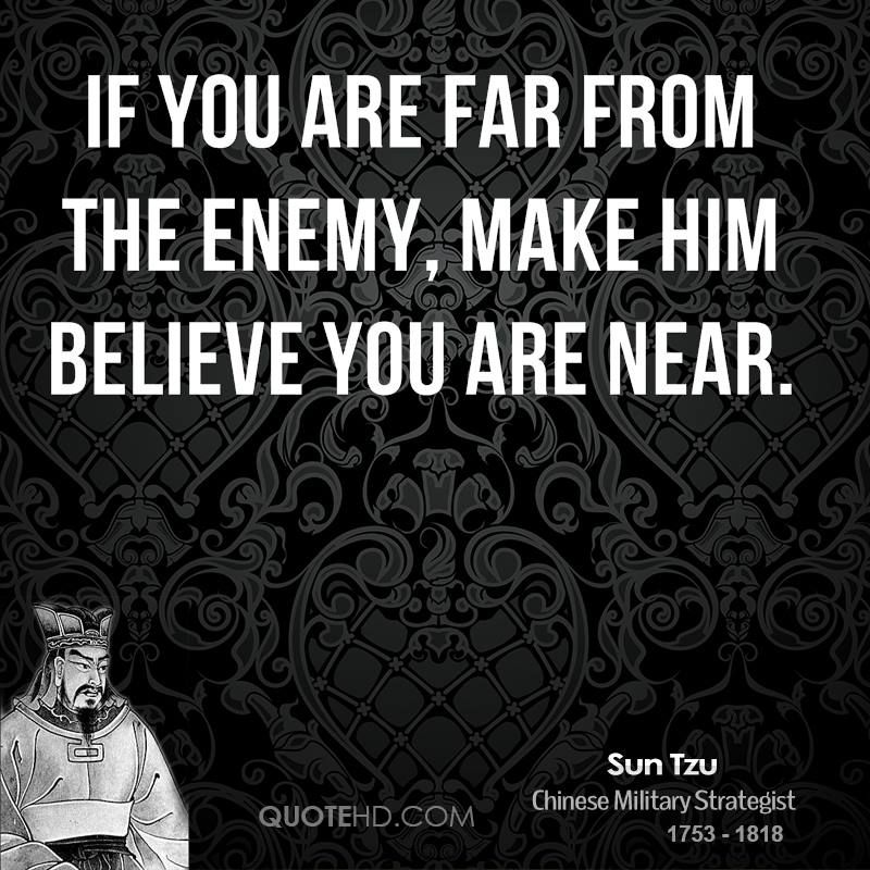 Quote From Sun Tzu The Art Of War Frase De Sun Tzu Autor Da