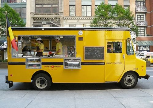 The Cost Of A Brand New Food Truck Starts At An Average 100000 And Will