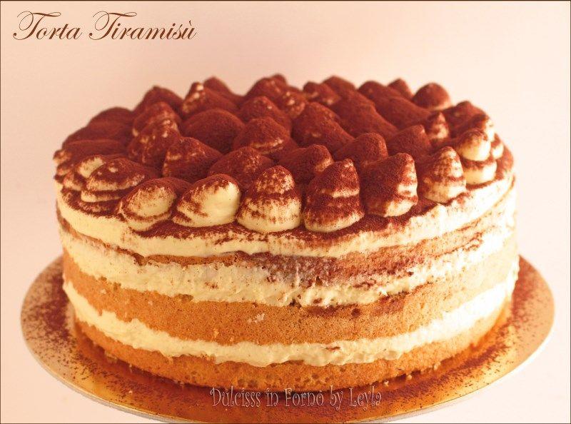 Torte Da Credenza Montersino : Torta tiramisù con crema al mascarpone di luca montersino