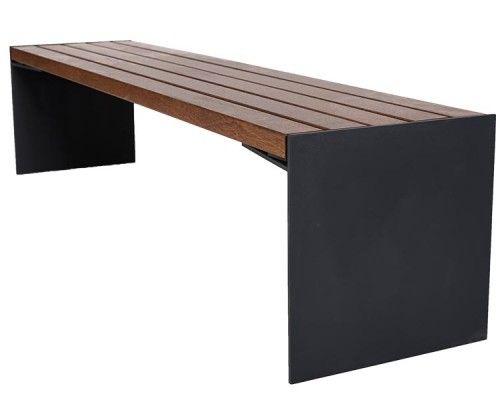 guyon mobilier urbain banc bois aron pinterest mobilier mobilier urbain et banc bois. Black Bedroom Furniture Sets. Home Design Ideas