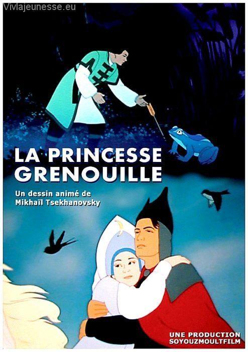 la princesse et la grenouille dvdrip fr