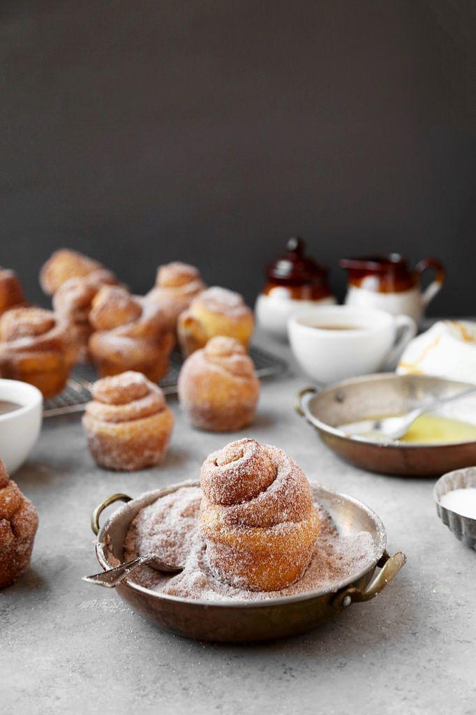 Sweet Sweet Life: Pumpkin Sugar Buns