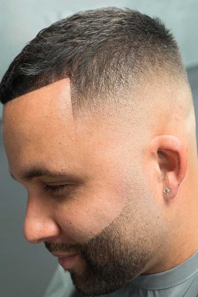 27 Trendy Ways To Upgrade High And Tight Cut Pinterest Haircuts