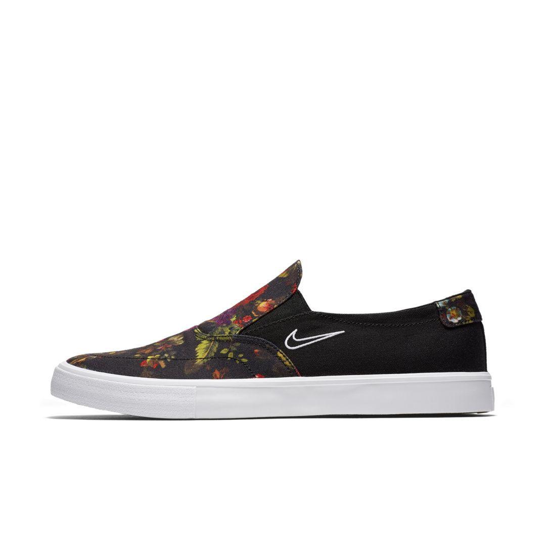 Nike Nike SB Zoom Stefan Janoski Slip On Canvas Men's Skateboarding Shoe Size 4.5 (White) from NIKE Shop  Shop