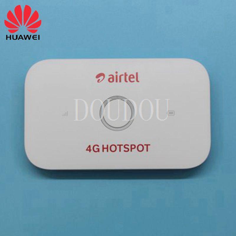 Networking New Original Unlocked Lte Fdd 150mbps 4g Pocket Wifi Router Hua Wei E5573 E5573cs-609