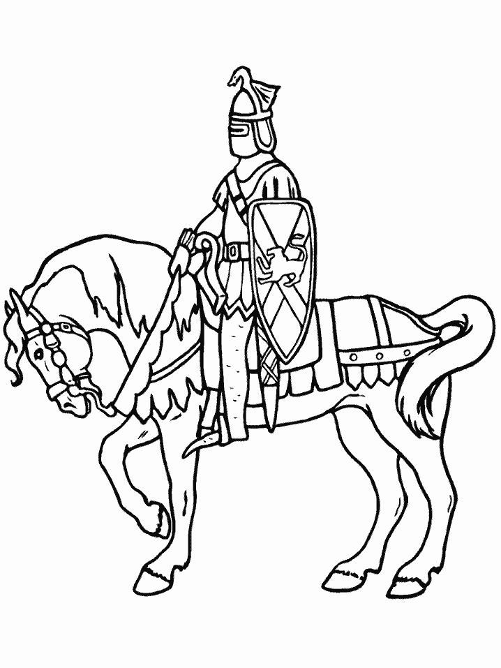 Castles 22 Castles Coloring Pages For Teens And Adults Horse
