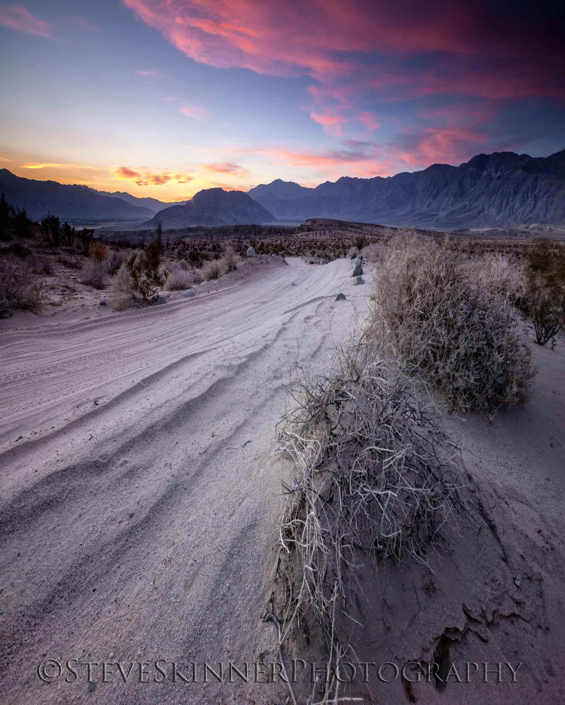 The Way Home - Anza Borrego Desert