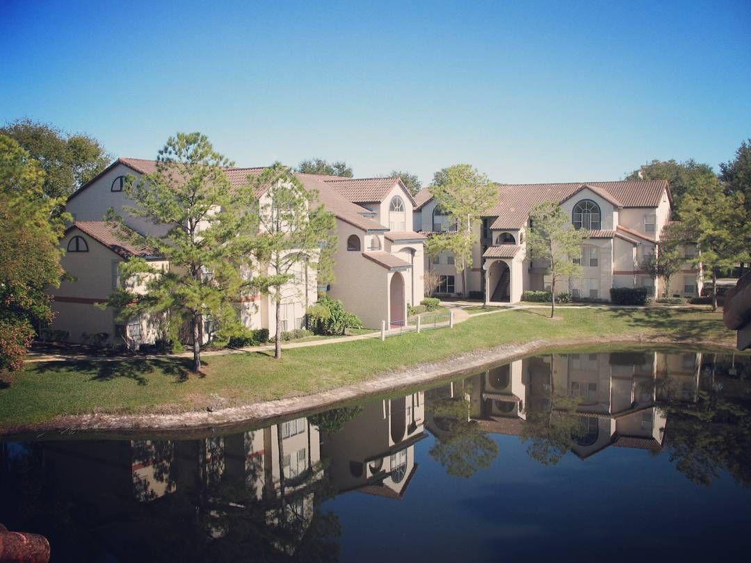 2005. La #VistaWay desde mi penthouse en #Orlando #Florida. Aquí nació #MANUcast. #ManuelLinares