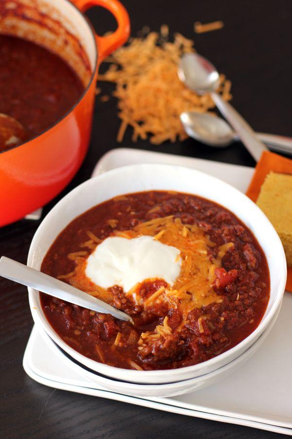 Best Chili Recipe No Beans