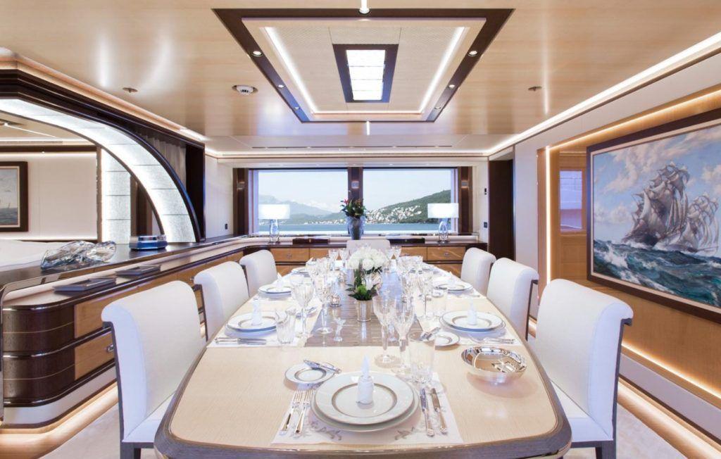 Sabrina monte carlo interior for galactica supernova yacht by heesen yachts photo credit sabrina