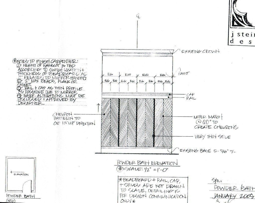 Chevron Moulding | Kitchen Remodel Ideas | Pinterest | Swing arm ...