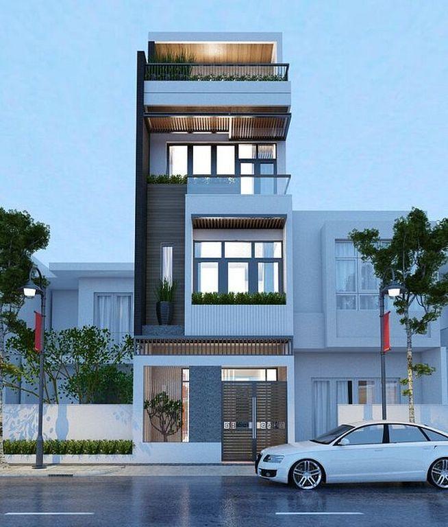 Design Your Own Exterior: Dream House Exterior, 3 Storey
