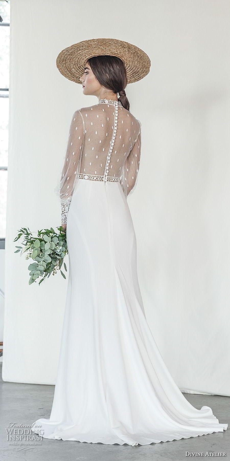 Sareh Nouri Herbst 14 Brautkleider  Wedding dresses unique