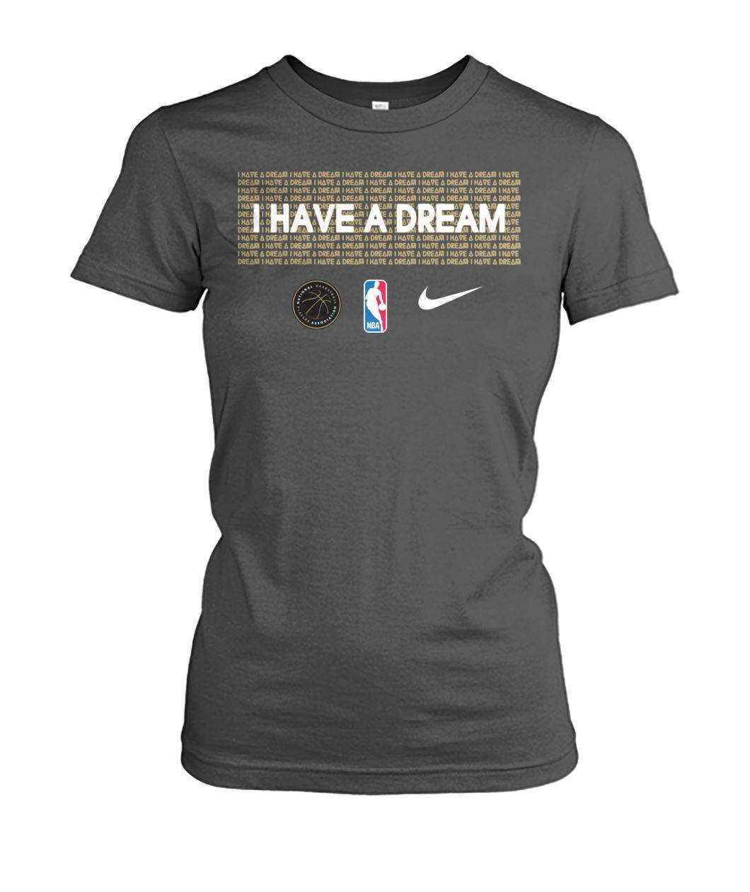 e2d11374bae Martin luther king I have a dream NBA shirt and hoodie