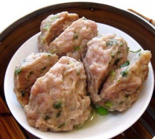 Pork and beef meatballs recipes