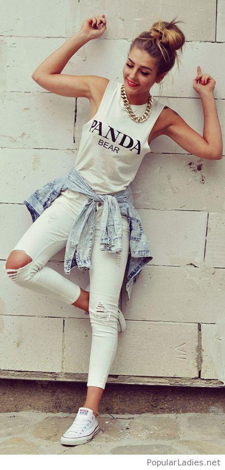 Seems Pandra bear teen model seems brilliant