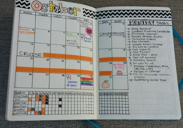 Month Calendar Ideas : A peek inside my bullet journal calendar washi tape and