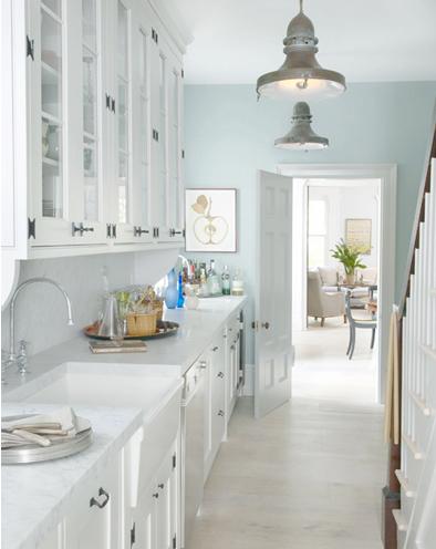Best A Little Bit Of Country Light Blue Kitchens Kitchen 400 x 300