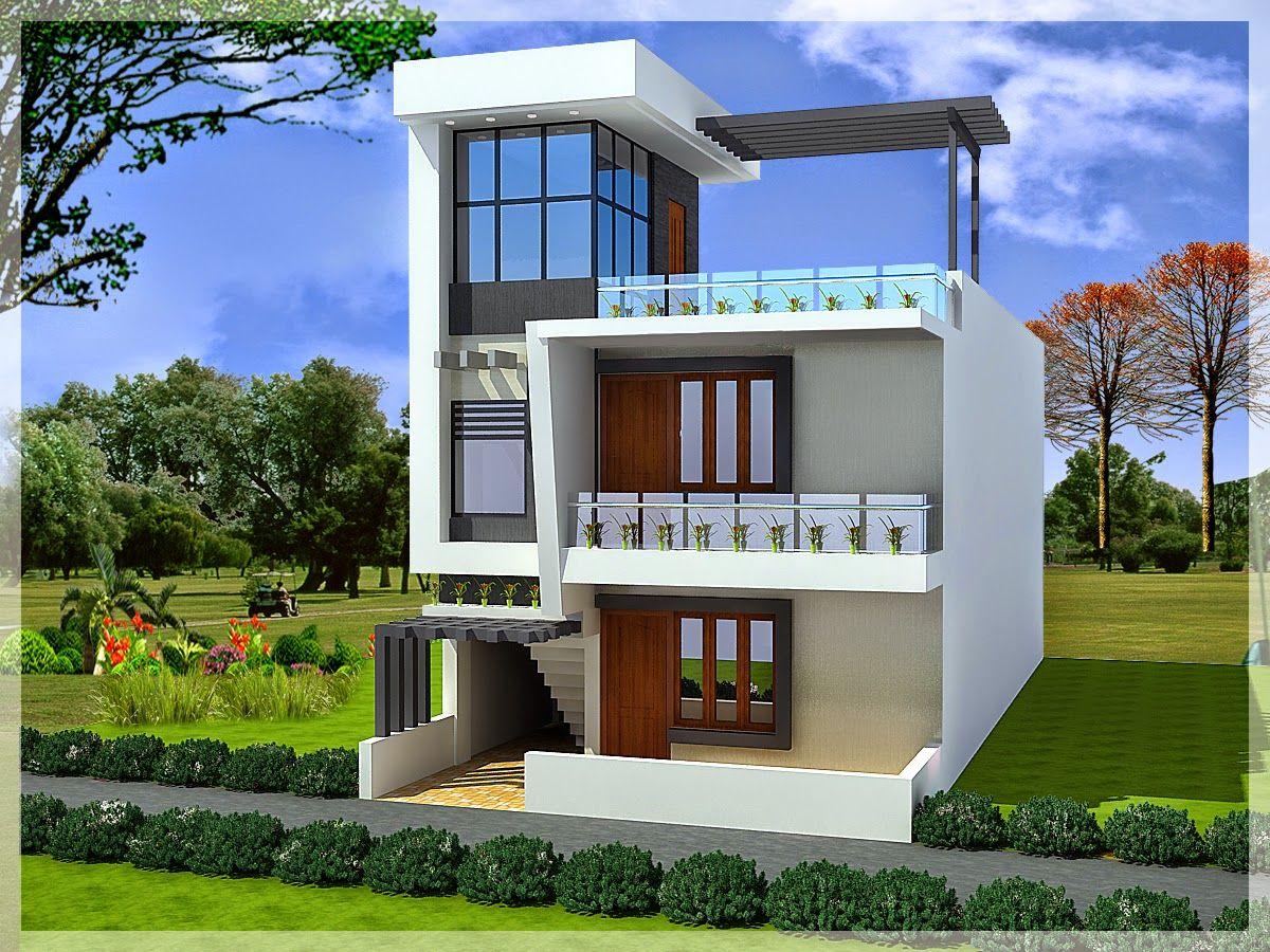 Best Inspiring Small House Plans | Duplex house design ...