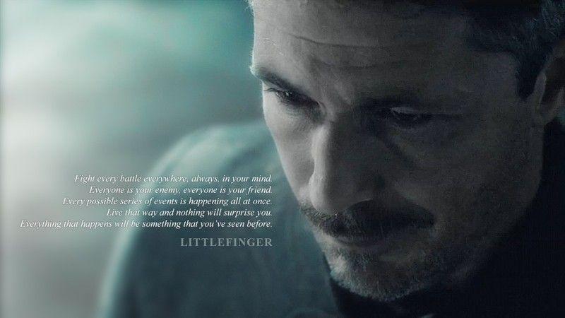 Quote Littlefinger GOT 7x03