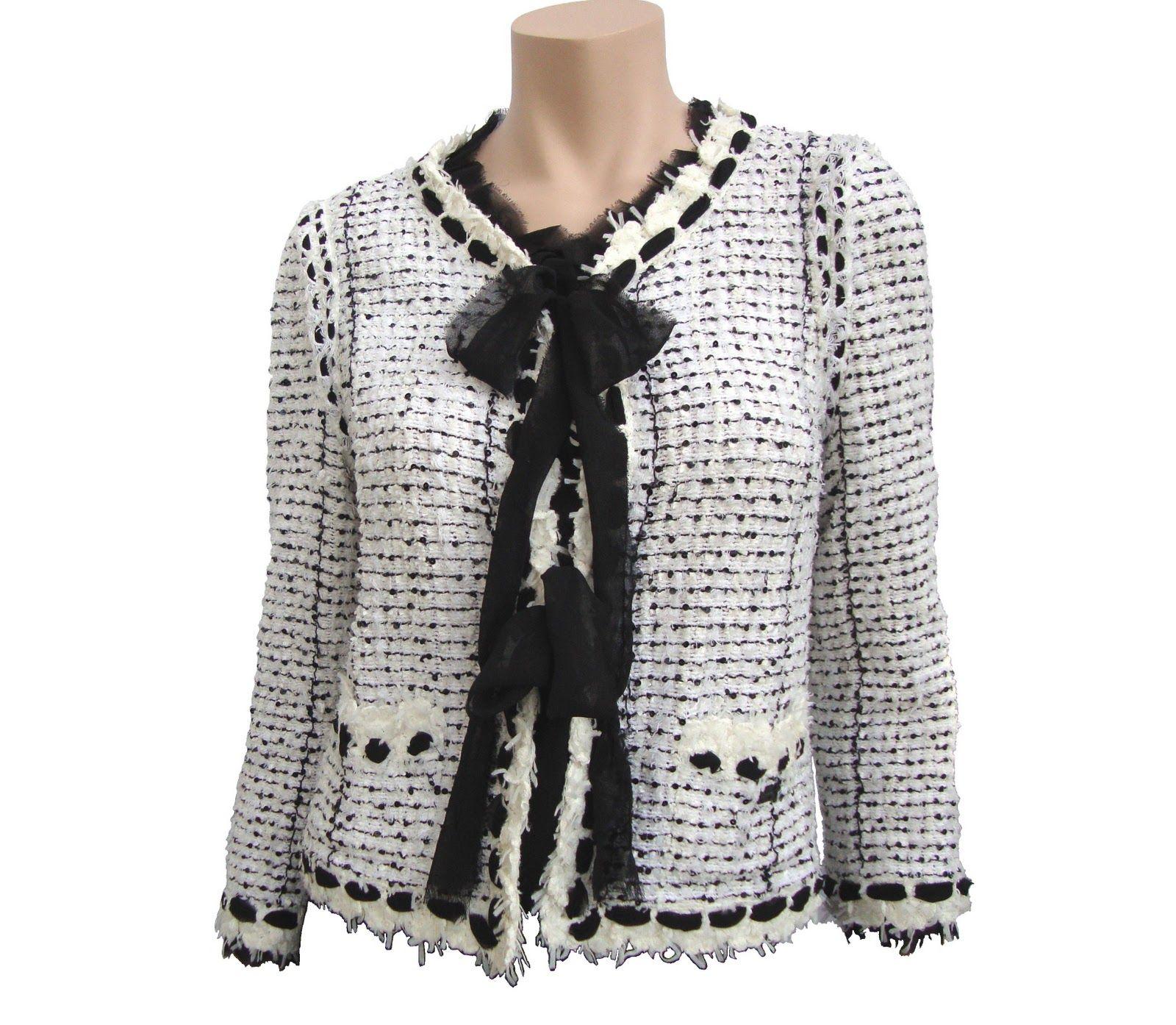 chanel jackets | Vintage Chanel Jacket