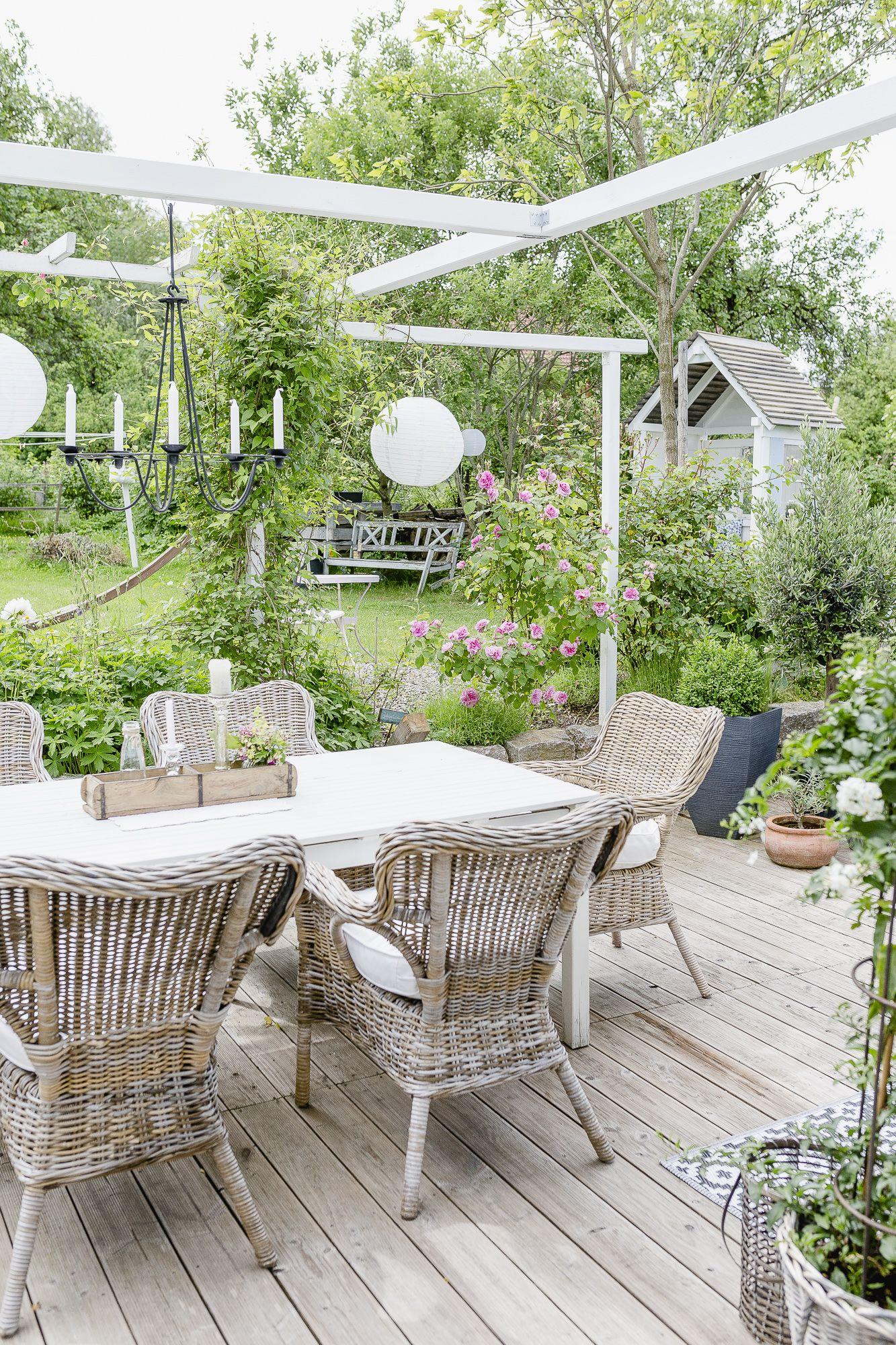 Gartenprojekt.... die Erweiterung der Pergola • Pomponetti