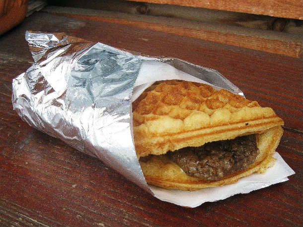 Portland 12 Breakfasts We Love From Food Carts Breakfast Food Truck Food Truck Menu Food