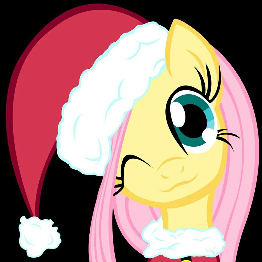 A special wink from fluttershy :)