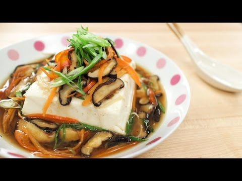 Steamed tofu deluxe recipe hot thai steamed tofu deluxe recipe hot thai kitchen youtube forumfinder Choice Image