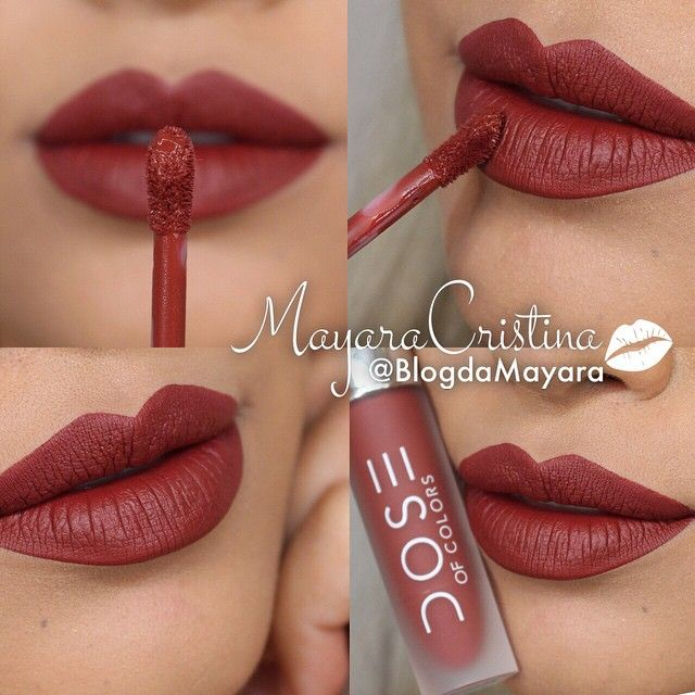 Instagram Photo By Blogdamayara Mayara Cristina Via Iconosquare Beautiful Makeup Lipstick Colors Makeup
