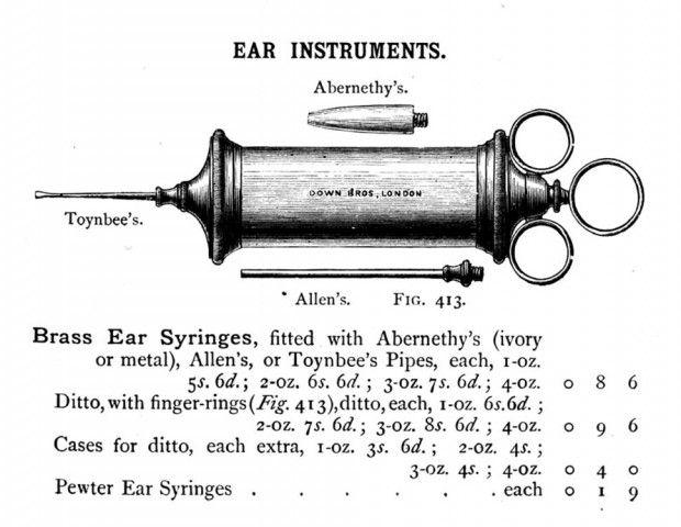 Cased ear syringe by maw son thompson phisick medical antiques cased ear syringe by maw son thompson phisick ccuart Choice Image