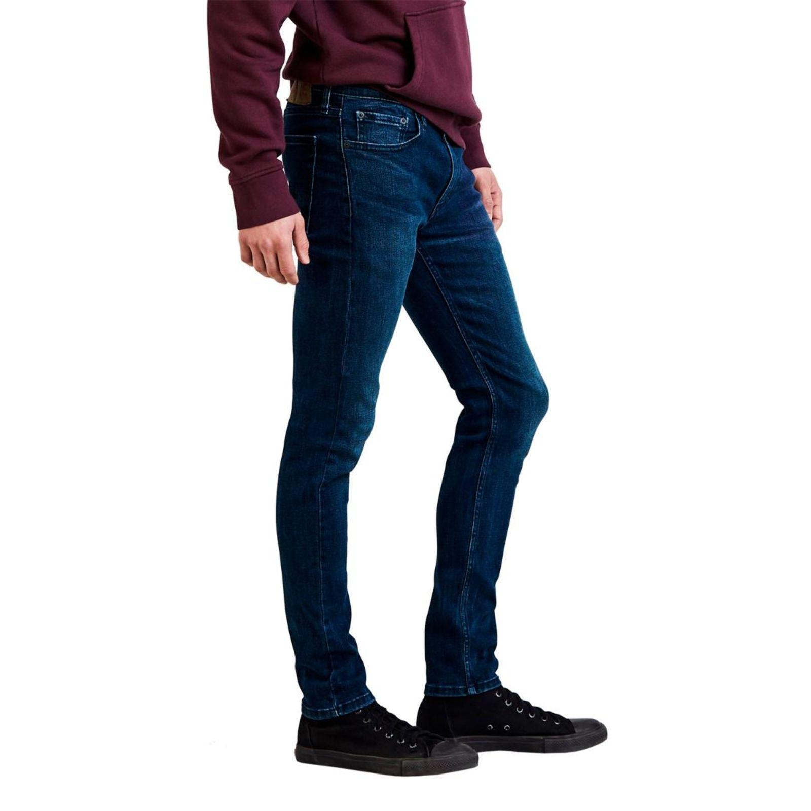Calça Jeans Levis Masculina 519 Super Skinny no