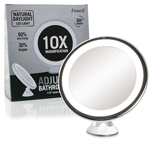 Pin By Robin Melchior On Bathroom Makeup Mirror With Lights Lighted Magnifying Makeup Mirror Magnifying Mirror