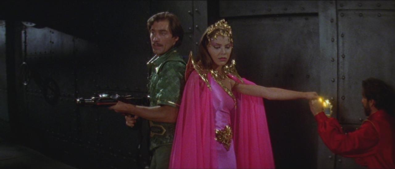 Princess Aura From Flash Gordon Ornella Muti photo. Pr...