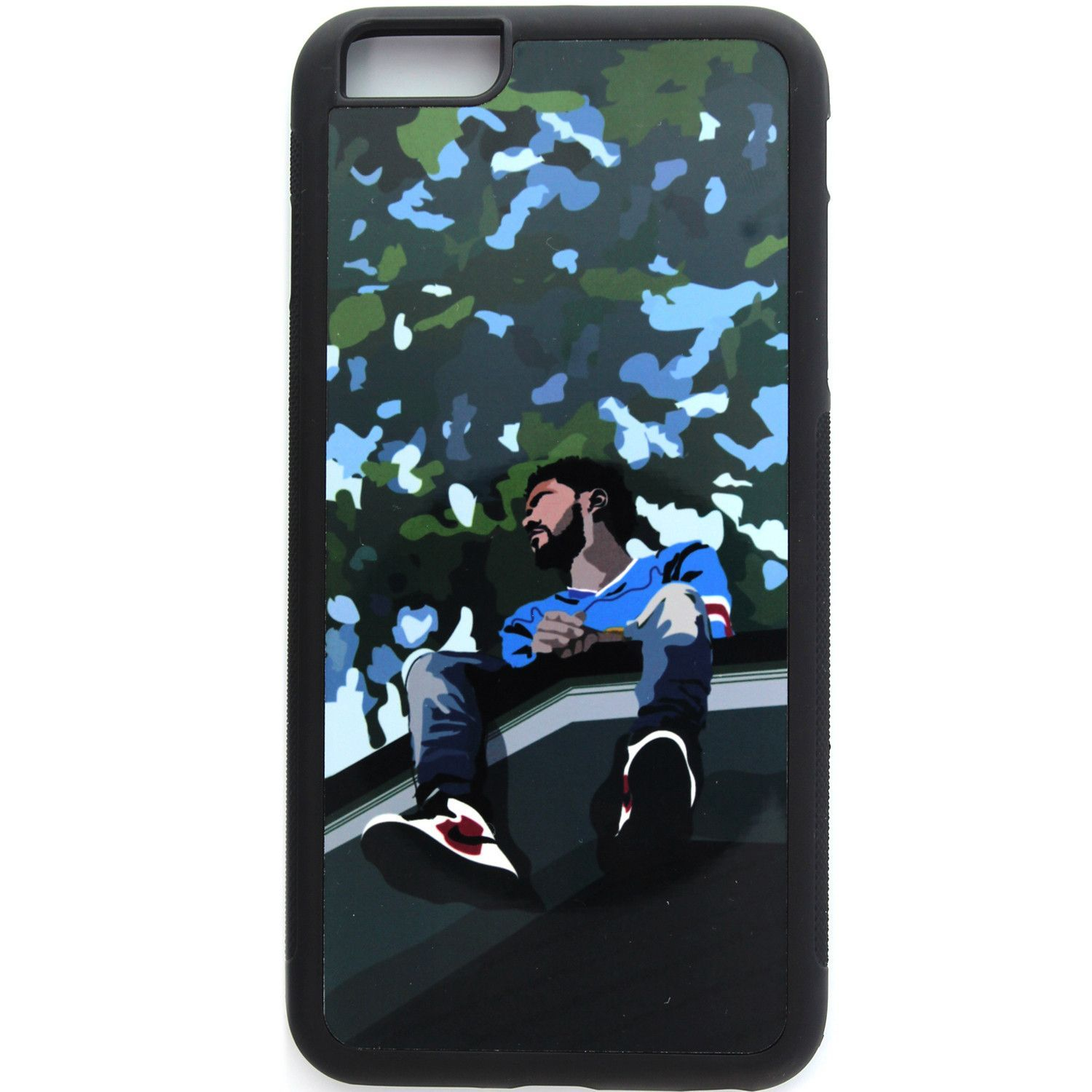 j cole Forest Hills Drive 3 iphone case