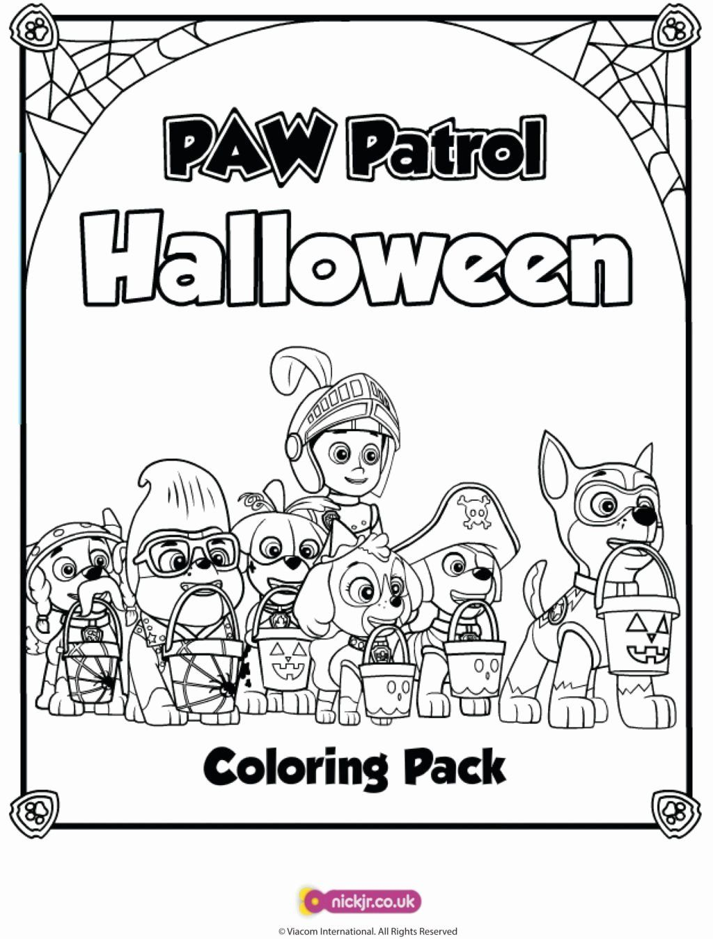 Halloween Safety Coloring Pages