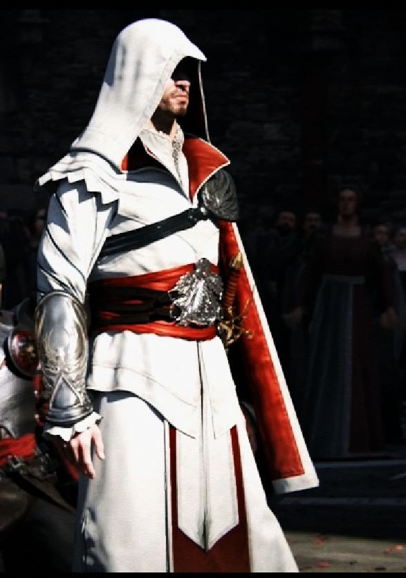 Acb Ezio Auditore Da Firenze Assassins Creed Assassin S