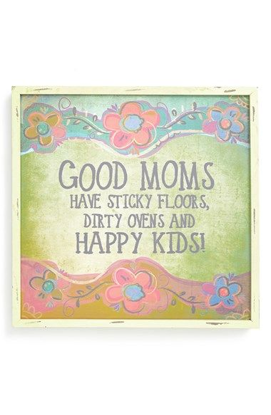 natural life good moms big bungalow wooden wall art on wall of moms id=24441