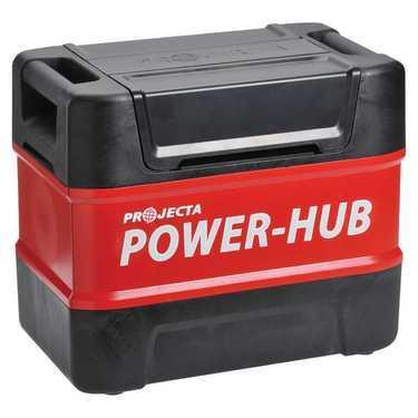 Projecta PowerHub Battery Box Battery, Power outlet, Power