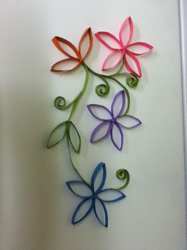 Pin de pepper andress en crafts pinterest papel - Decoracion con carton de papel higienico ...