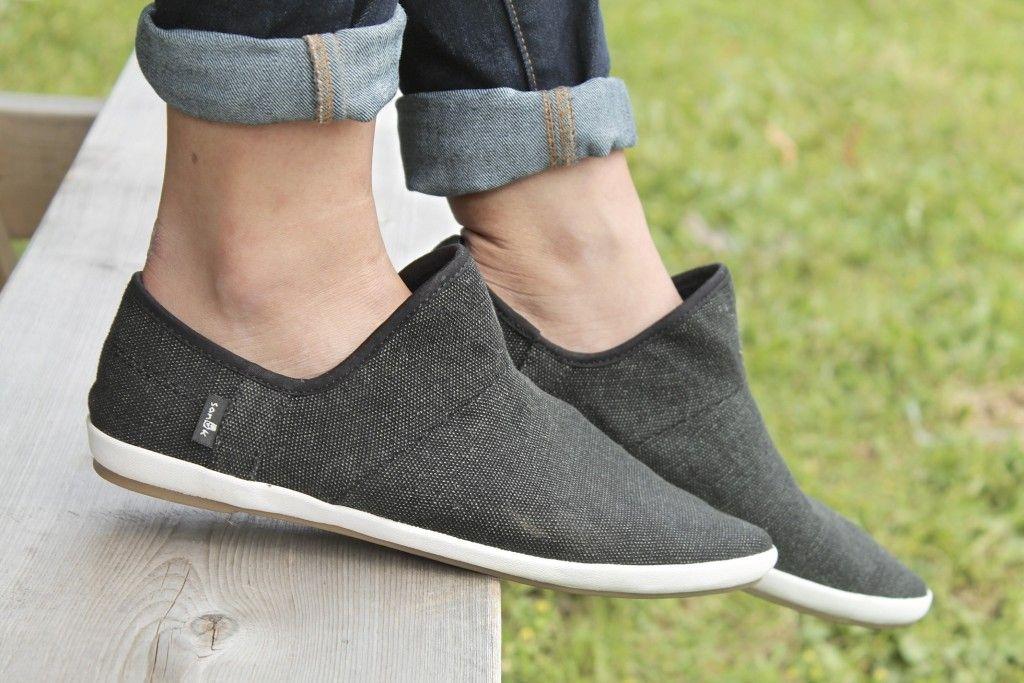 ac0fa8b1300 The Sanuk Katlash are the perfect travel shoe  comfy