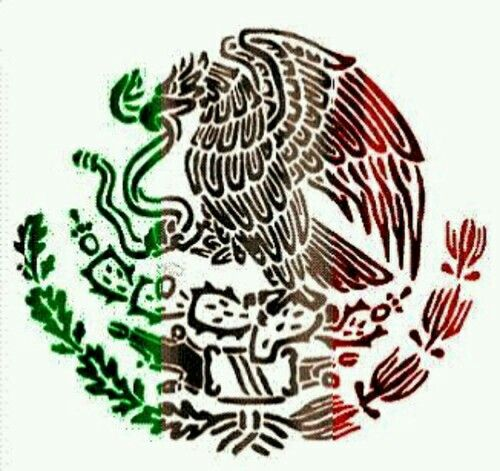 Zacatecas Flag Tattoo