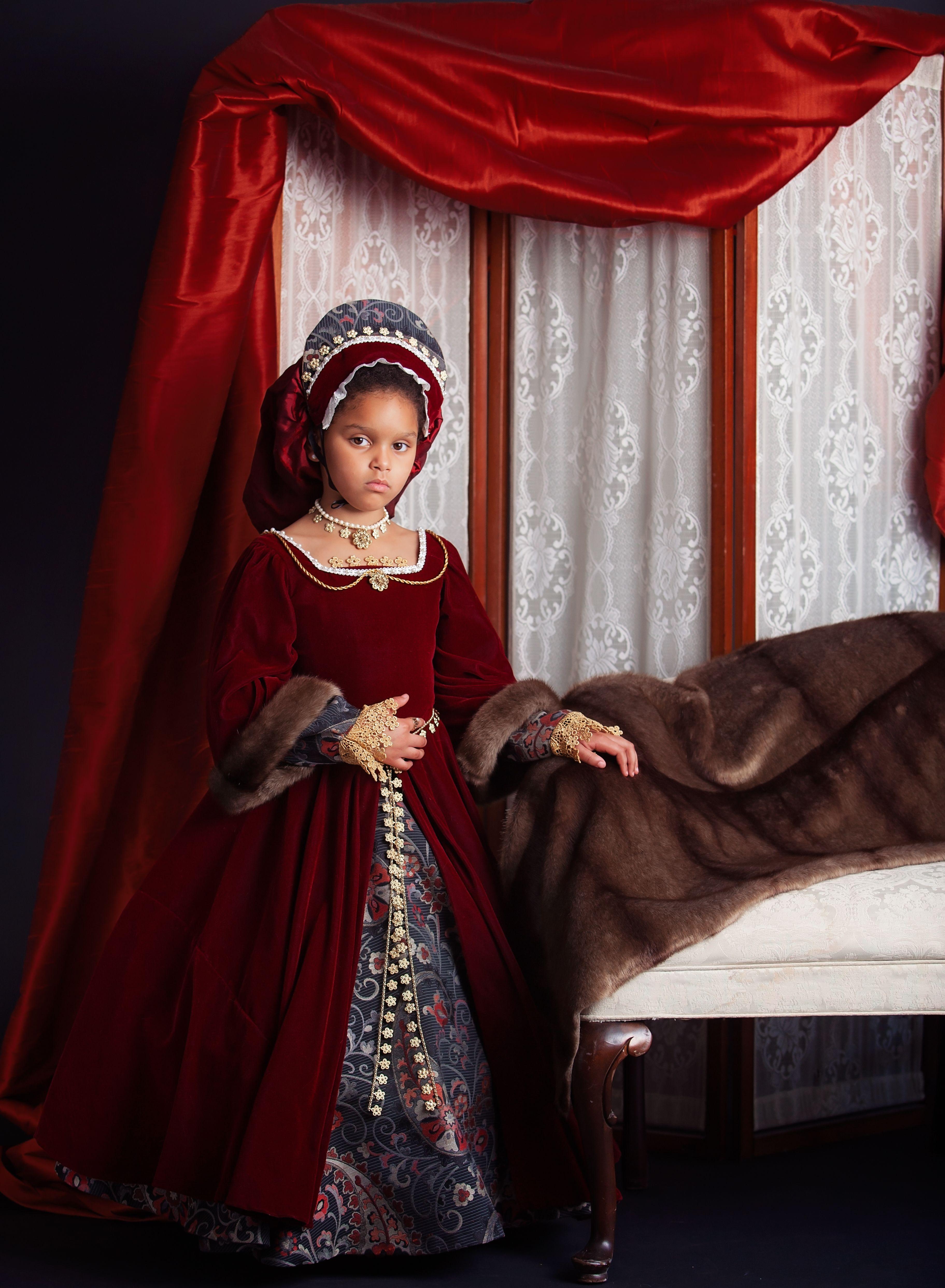Tudor Girl Victorian dress, Dresses, Bluehost